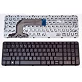 New Laptop Keyboard (with Frame) for HP Pavilion 17-e115nr 17-e116dx 17-e116nr 17-e117dx 17-e117nr 17-e118dx 17-e118nr 17-e119nr 17-e119wm 17-e120ca 17-e120nr US layout Black color