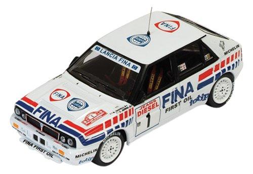 1/43 ランチア デルタ インテグラーレ16V(FINA) 1991年ラリー・サンレモ優勝 #1 D.Auriol/B.Occelli RAC072