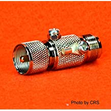 LIGHTNING ARRESTOR for CB or Ham Base Antennas - Workman A28