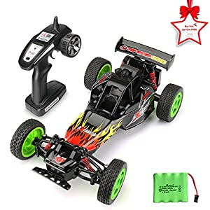 RC Car Remote Control Cars Buy One Get One FREE TOQIBO F1 25KM/H High Speed Racing Buggy 1:16 Scale 2.4GHz 50M 4WD Fast Rock Off-Road Crawler Truck Radio Controlled Electric Vehicle With Light