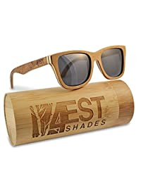 Wood Sunglasses made from Maple/Cherry