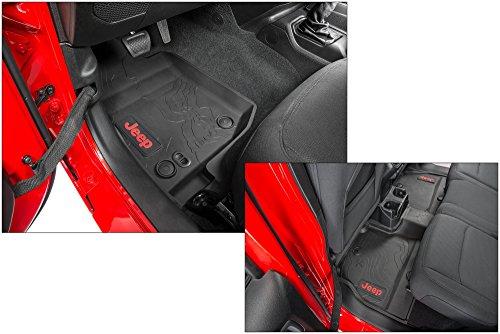 2018 New Jeep Wrangler JL 4-Door All Weather Floor Mats