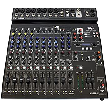 Peavey 16fx2 16 channel mixing board musical for Yamaha mixing boards