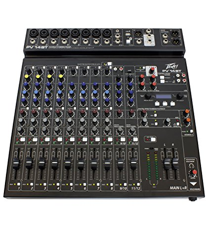 Peavey PV 14 BT Mixer