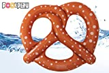XXL Inflatable Pretzel Float for Pools - by Poolplay