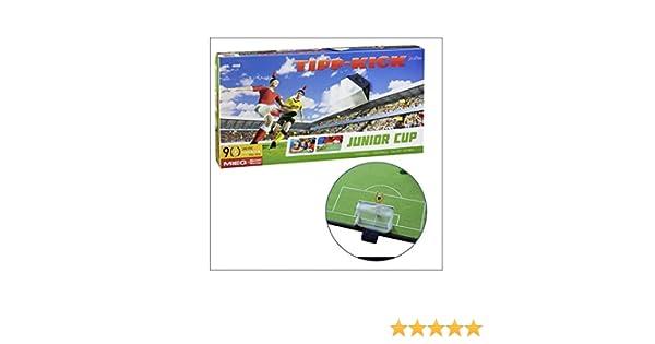 Mieg 61701958 TIPP Kick - Juego de fútbol de mesa Junior Cup ...