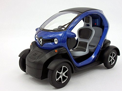 Renault Twizy 1/18 Sclae Diecast Model Car - BLUE Renault Le Car