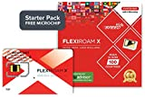 Flexiroam Microchip – No switching sims - Data Roaming in 100+ countries 1 GB 4G Data (for use within ONE year)