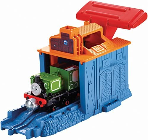 Fisher-Price Thomas & Friends Take-N-Play Speedy Launching Luke [並行輸入品]