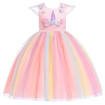 e939571885c35 Peggy Gu Traje de Cosplay Princesa 2019 Vestidos para niñas Faldas para  niños Vestido de Navidad ...