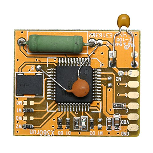 Alloet Pulse 360 Pulse IC X360 Run IC Chip 96M Crystal
