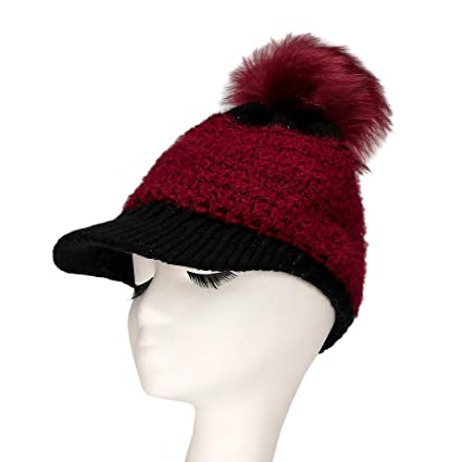 5c8299d21bf Amazon.com   Annhoo 2019 Women Fashion New Beanie Hats