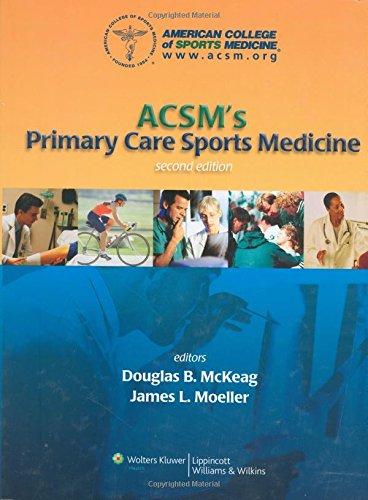 ACSM's Primary Care Sports (Primary Care Sports Medicine)