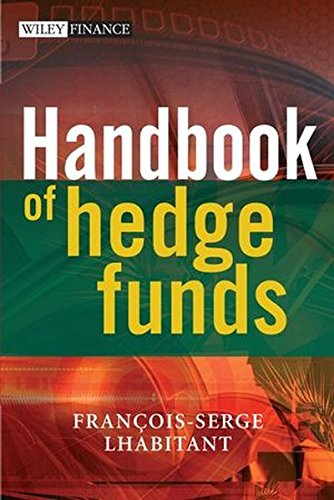 Handbook of Hedge Funds by Wiley