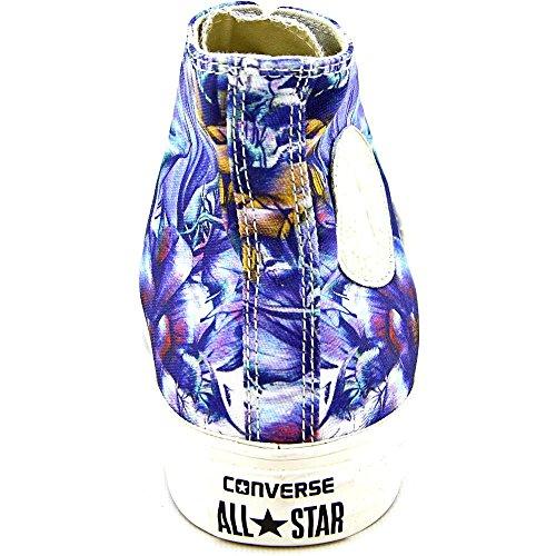 Converse Chuck Taylor All Star floral de alta top deportivos multicolor - multicolor