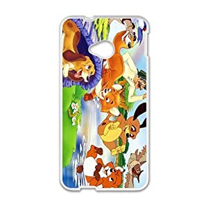 SANYISAN Disney graphics fox and the hound Case Cover For HTC M7