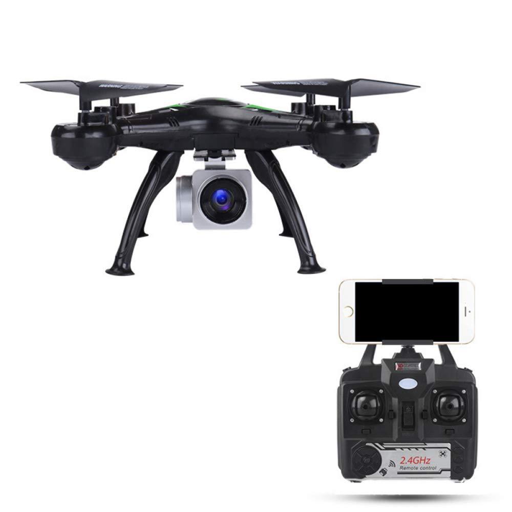 ERKEJI Drohne Schwerkraft Induktion Fernbedienung Vier-Achs Flugzeuge pneumatische Feste Höhe Spielzeug Flugzeug 5MP Luftbild 1080p Real - Drohne Zeit Übertragung WiFi FPV