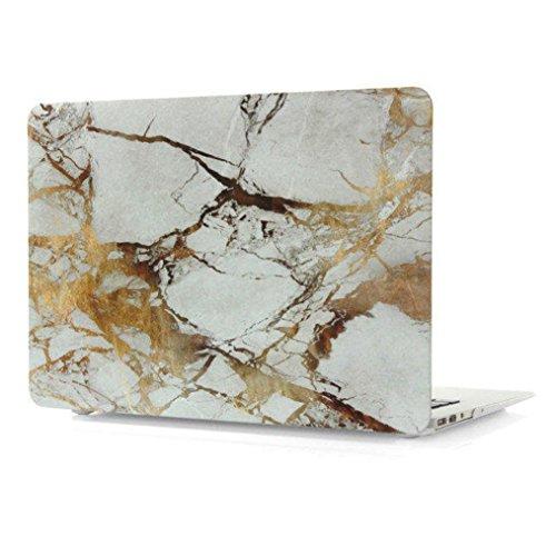 DDLBiz Marble Painting Matte Macbook