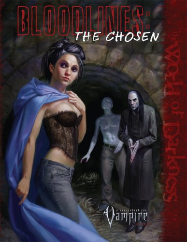Vampire Bloodlines 3 The Chosen