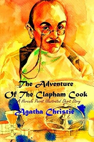 book cover of The Adventure of the Clapham Cook