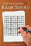 Daily Killer Sudoku Puzzle Calendar 2017 (Daily Puzzle Calendar 2017)