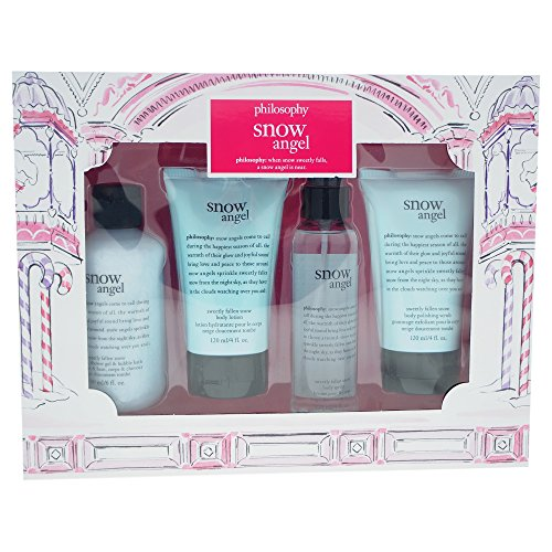 Philosophy Snow Angel 4 Piece Set for Women by Philosophy