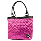 Littlearth NBA Toronto Raptors Pink Quilted Tote