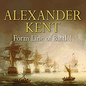 Form Line of Battle! Audiobook