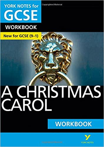 photo relating to Home and Family Christmas Workbook identify A Xmas Carol: York Notes for GCSE (9-1) Workbook