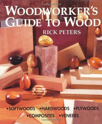 Woodworker's Guide to Wood: Softwoods * Hardwoods * Plywoods * Composites * (Wood Plywood Veneers)