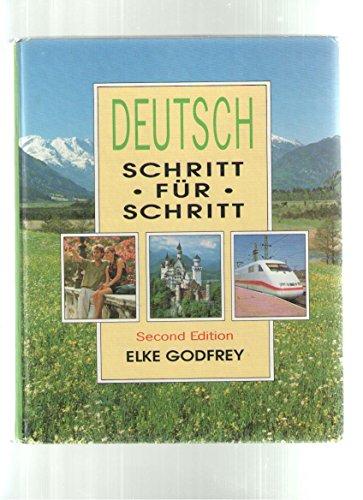 Deutsch: Schritt für Schritt, 2nd Edition (German Edition)