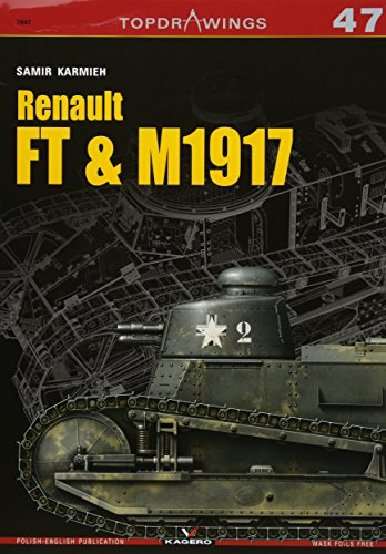 Renault FT & M1917 (TopDrawings)