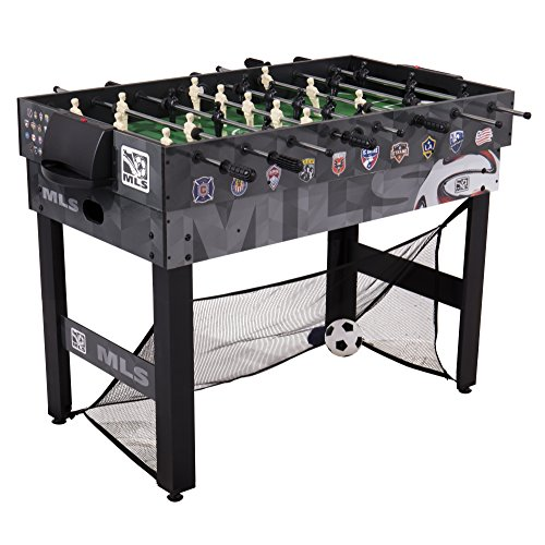 Action Table Foosball Soccer (Triumph Sports 48-Inch 3-in-1 Soccer Table)