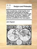 New Miscellanies, John Taperell, 1170173713