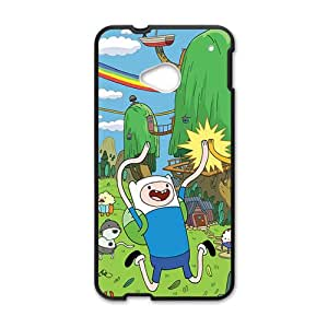 Cartoon wonderful world Cell Phone Case for HTC One M7