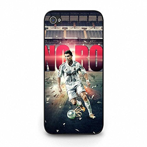 Awesome Handsome Famous Soccer Cristiano Ronaldo Phone hülle Handyhülle Cover for Iphone 5c CR7 Real Madrid CF,Telefonkasten SchutzHülle
