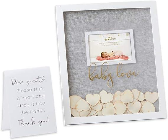 Baby Shower Guest Book Keepsake \u2022\u2022\u2022 Framed Art \u2022\u2022\u2022 8x10