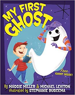 My First Ghost by Margaret Miller