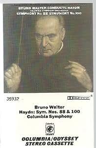 Bruno Walter Conducts Haydn: Symphony No. 88 and No. 100