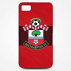 Fashion Southampton FC Logo Theme Phone Case 3D Hard Plastic Cover For Blackberry Z10