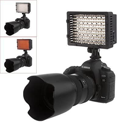Neewer CN-160 On Camera Video Light from Neewer