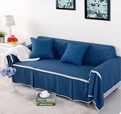 Amazon.com : FIOLTY WLIARLEO Fabric Cover Sofa fundas Sofa ...