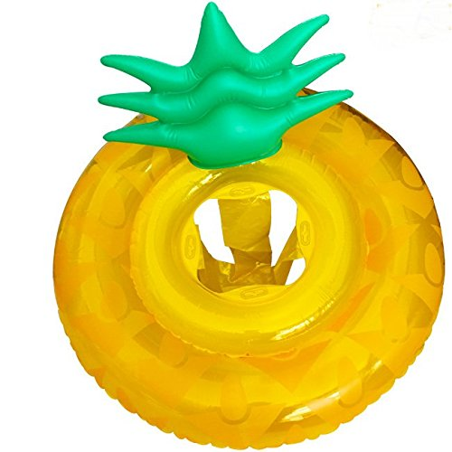 Sunworld Swim Ring Adult,Inflatable pine shape Swimming Ring comfortable and Portable by Sunworld