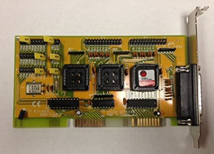 Amazon SIIG 8 Bit ISA Card EXPANDABLE TO 3 Parallel PORTS