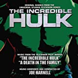 THE INCREDIBLE HULK - Original Music From The Television Pilot Movies by Joe Harnell by Joe Harnell (2009-03-03)