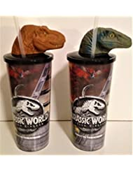 Jurassic World: Fallen Kingdom Movie Theater Exclusive Character Lid Set