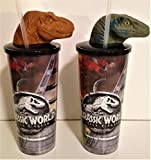 #6: Jurassic World: Fallen Kingdom Movie Theater Exclusive Character Lid Set