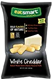 Eatsmart Naturals White Cheddar Curls, 8-Ounce Bags (Pack of 12)
