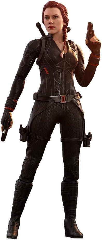 Amazon.com: 1:6 Black Widow - Avengers: Endgame: Toys & Games