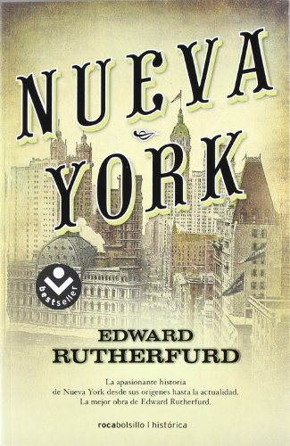 Nueva York  [Rutherfurd, Edw] (Tapa Blanda)